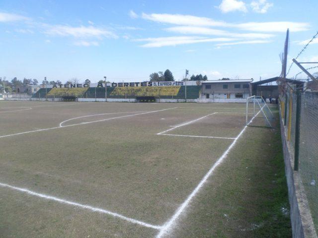 estadio Ateneo Parroquial Alderetes
