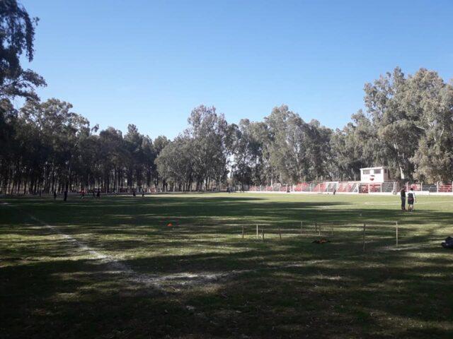 cancha Facundo de Villa Unión