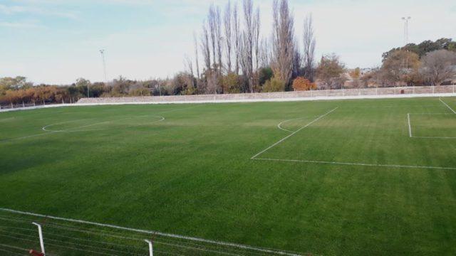 Deportivo Luis Beltrán tribuna