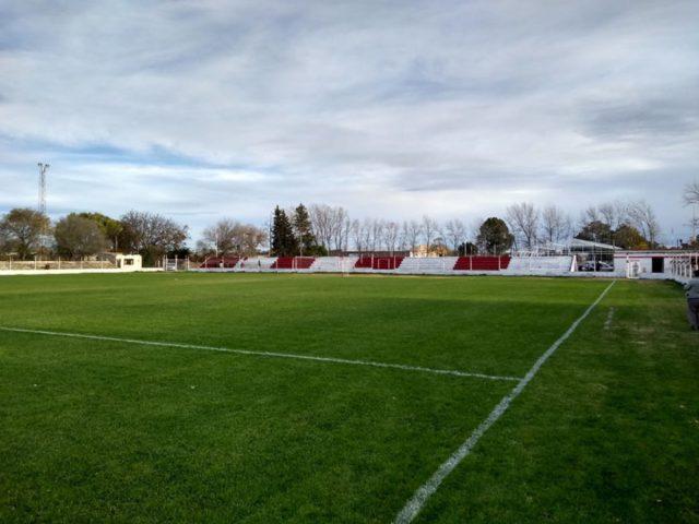 estadio Deportivo Luis Beltrán tribuna