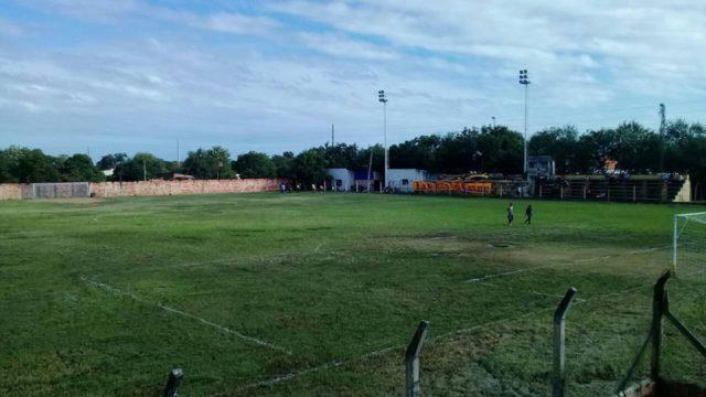 Sportivo San Luis Clorinda tribuna