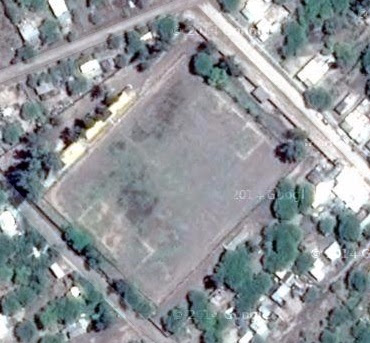 cancha de Atlético Clodomira google map