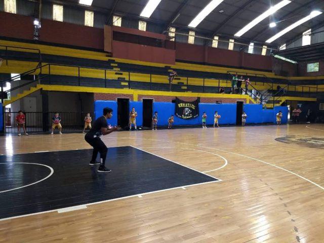 estadio basquet Talleres Tafí Viejo