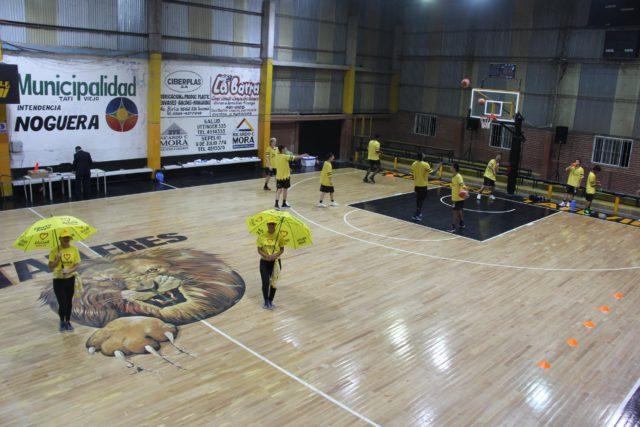 estadio cubierto Talleres Tafí Viejo
