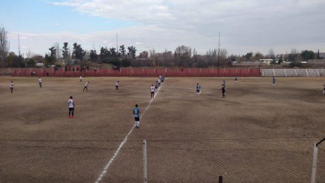 estadio Deportivo Algarrobal tribuna