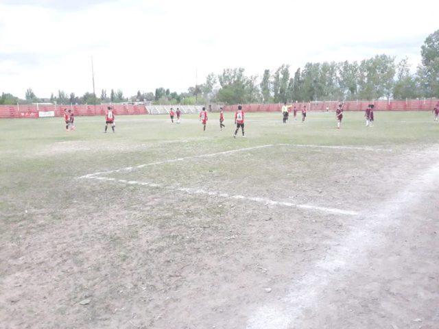 estadio Algarrobal Las Heras