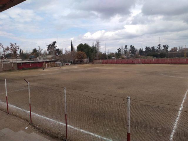 cancha Deportivo Algarrobal