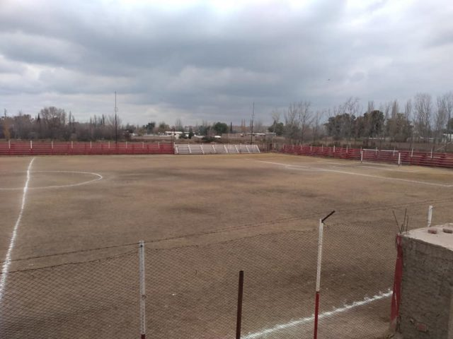 Deportivo Algarrobal tribunas