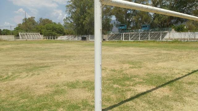Estadio de la Liga Riojana de Fútbol5