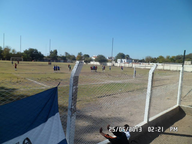 Estadio de la Liga Riojana de Fútbol 4