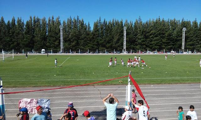 Polideportivo Municipal Los Antiguos1