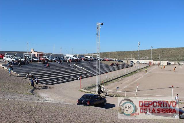 estadio municipal sierra grande tribuna