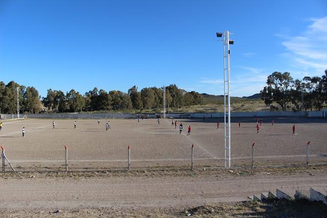 Estadio Municipal Sierra Grande