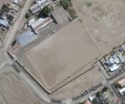 cancha de Deportivo Ferrocarril del Estado google map