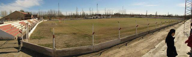 cancha Deportivo Luis Beltrán panoramica