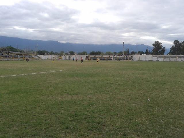 cancha de Rioja Juniors FC tribuna2