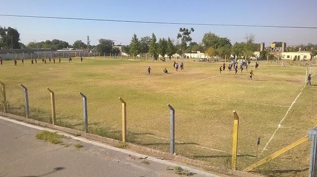 cancha de Rioja Juniors FC3
