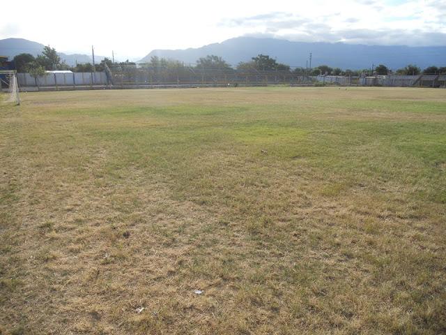 cancha de Rioja Juniors FC tribuna1