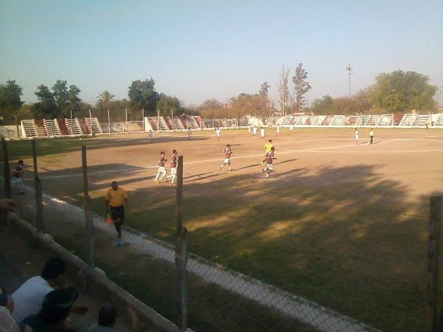 Estadio San Jorge Añatuya