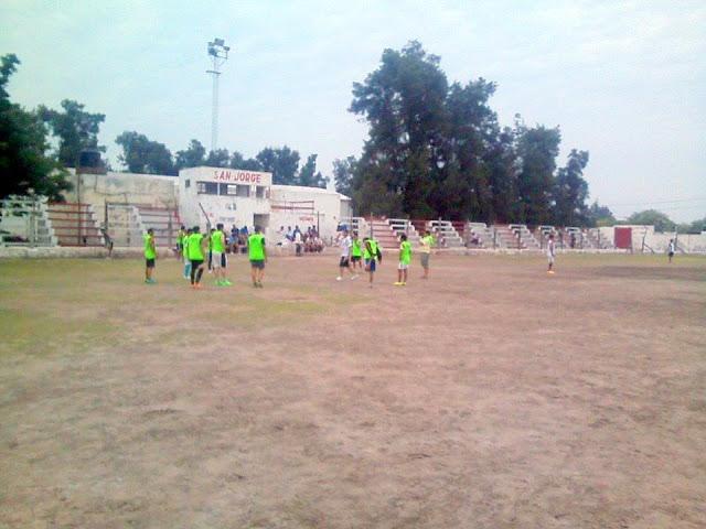 Estadio Centro Recreativo San Jorge