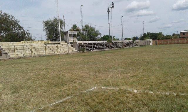 San Luis Clorinda tribuna