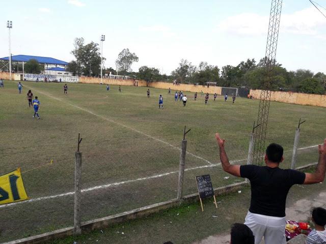 estadio la jaula San Luis Clorinda