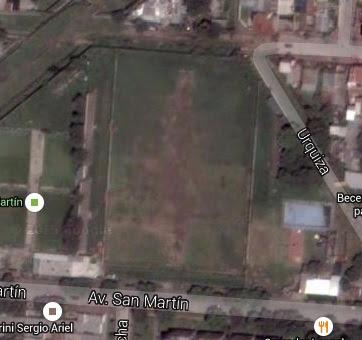 cancha de San Martín de Salta google map