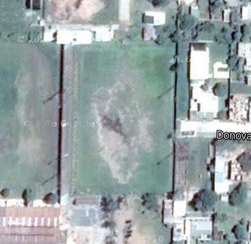 cancha de Sportivo Español de Villa Angela google map