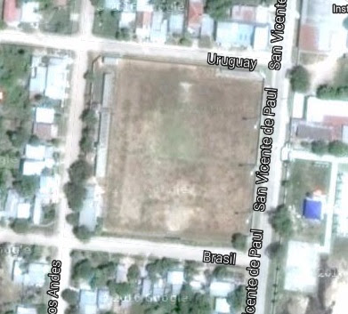 San Luis Clorinda google map