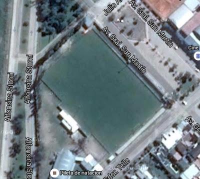 Sportsman Choele Choel google map