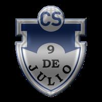 escudo Sportivo 9 de Julio de San Juan