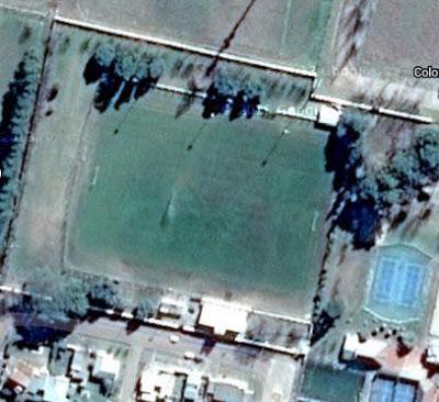 cancha de Argentino de San Carlos Centro google map