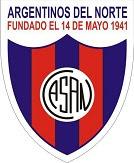 escudo Argentinos del Norte de General Roca