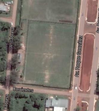 cancha de Atlético Candelaria google map