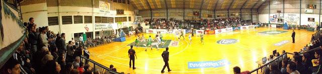 Estadio cubierto de Barrio Parque de Córdoba5