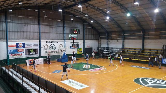 Estadio cubierto de Barrio Parque de Córdoba2
