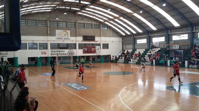 Estadio cubierto de Barrio Parque de Córdoba4