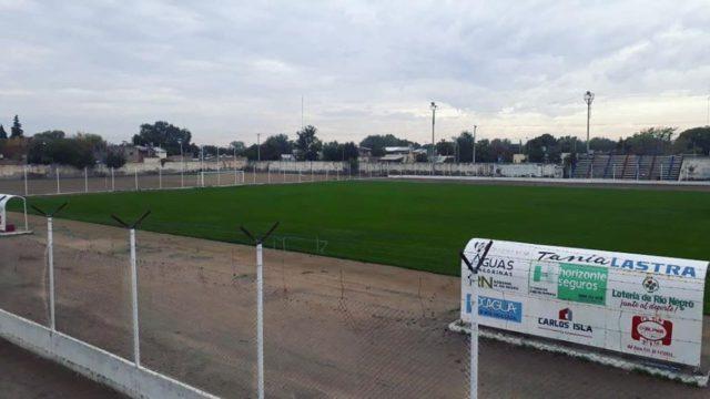 Estadio Zit Formiga General Roca