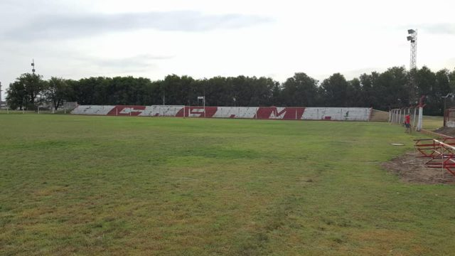 estadio Jose Lizsuain Macachin