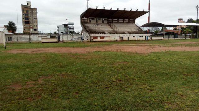 Estadio Atlético Posadas tribuna