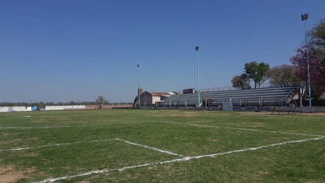 Estadio de CACU de Campo Largo tribuna