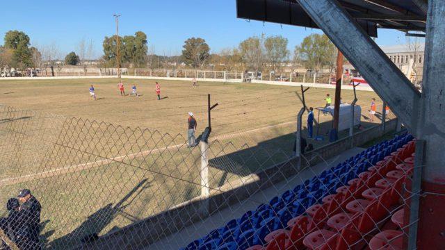 Estadio Alberto J. Irigoyen Pehuajó