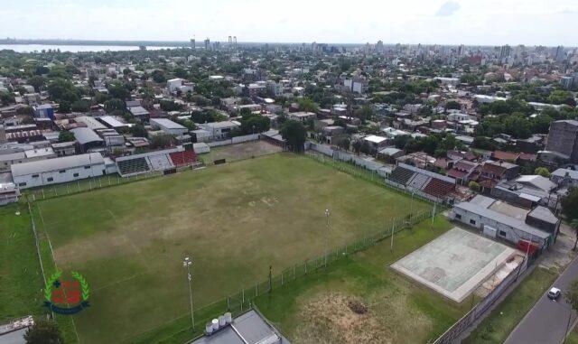 "Estadio ""Pepe"" Almirón Libertad"
