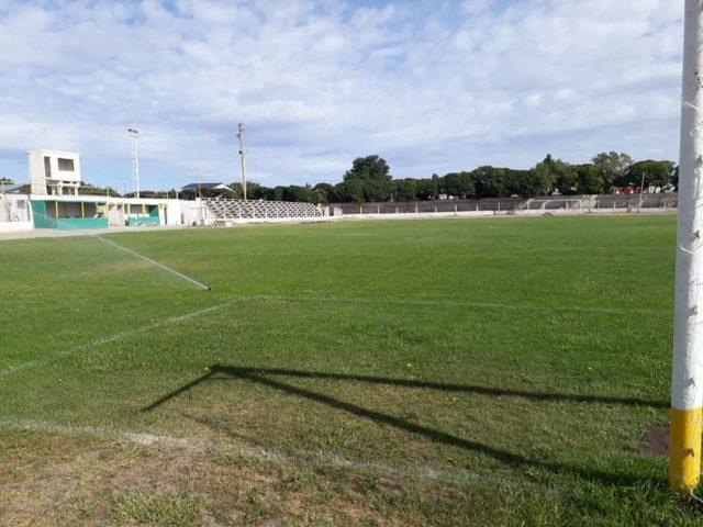 Estadio club Unión de Zapala