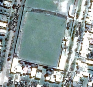 cancha de Central Argentino de La Carlota google map