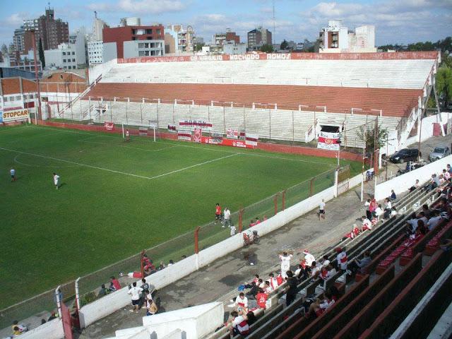 El viejo estadio del Deportivo Morón2
