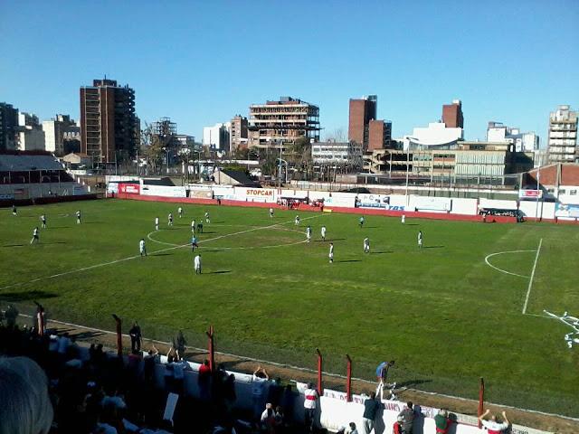 El viejo estadio del Deportivo Morón3