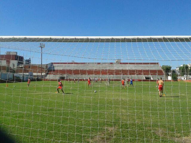 El viejo estadio del Deportivo Morón5