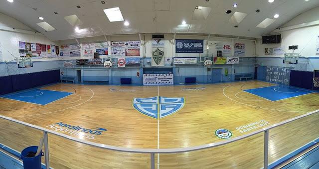 Estadio Tito Wilson panorámica