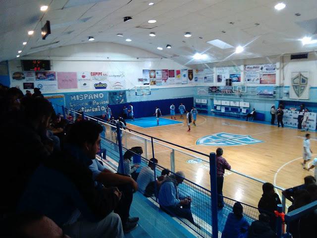 Estadio Tito Wilson Rio Gallegos